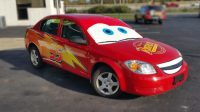 Cars Theme Custom Wrap