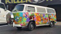 Volkswagen Bus - Custom Wrap