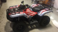 ATV - Milwaukee Custom Wrap
