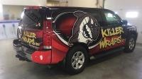 Killer Wraps Fleet Vehicle