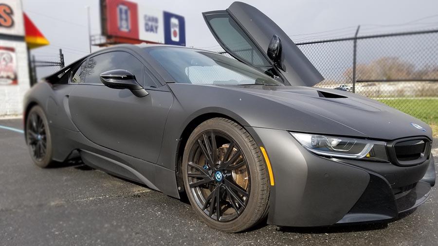 BMW - Matte Black