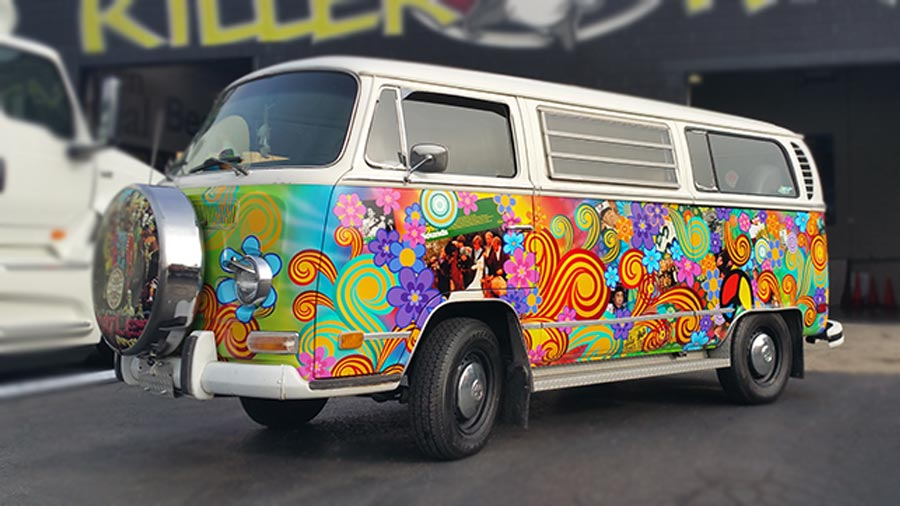 Volkswagen Bus Custom